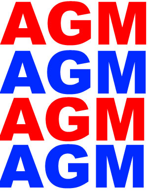 AGM will be Wednesday March 20th at 7:00pm in the Mill Bay Community Hall (beside the Kerry Park Rec Centre)